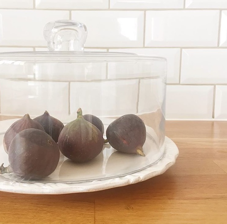 Figs Cloche Home grown